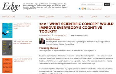 http://edge.org/responses/what-scientific-concept-would-improve-everybodys-cognitive-toolkit