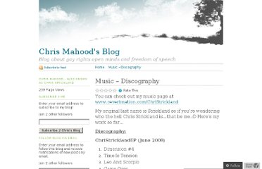 http://chrismahood.wordpress.com/music-discography/