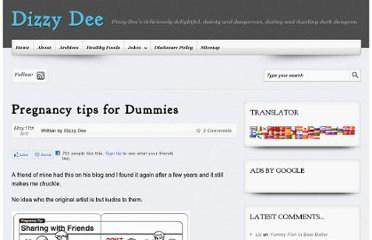 http://www.dizzy-dee.com/comedy/pregnancy-tips-for-dummies