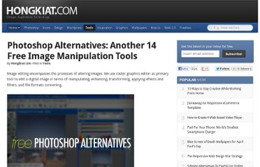 http://www.hongkiat.com/blog/photoshop-alternatives-another-14-free-image-manipulation-tools/