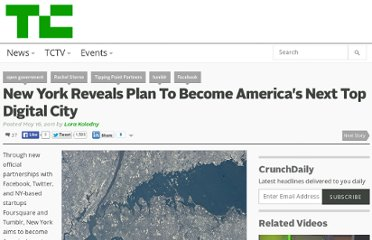 http://techcrunch.com/2011/05/16/ny-digital-city-road-map-2011/