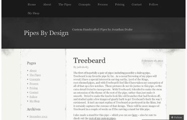 http://pipesbydesign.wordpress.com/2011/02/26/treebeard/