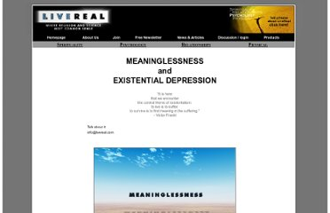 http://www.livereal.com/psychology_arena/whats_the_problem/meaninglessness.htm