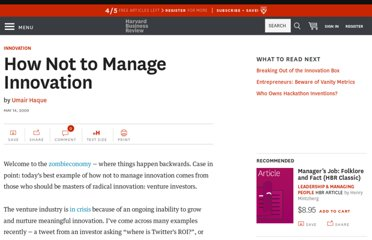 http://blogs.hbr.org/haque/2009/05/how_not_to_manage_innovation.html?cm_re=homepage-051309-_-secondary-2-_-headline