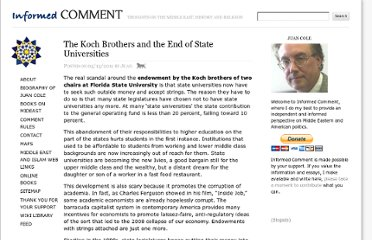 http://www.juancole.com/2011/05/the-koch-brothers-and-the-end-of-state-universities.html