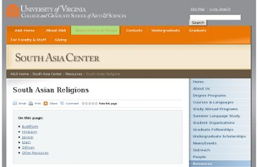 http://artsandsciences.virginia.edu/soasia/resources/religions.html