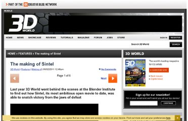 http://www.3dworldmag.com/2011/02/09/the-making-of-sintel/