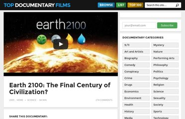 http://topdocumentaryfilms.com/earth-2100-final-century-of-civilization/