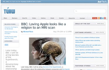 http://www.tuaw.com/2011/05/17/bbc-loving-apple-looks-like-a-religion-to-an-mri-scan/