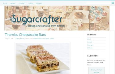 http://sugarcrafter.net/2011/05/17/tiramisu-cheesecake-bars/