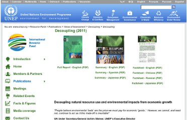 http://www.unep.org/resourcepanel/Publications/Decoupling/tabid/56048/Default.aspx