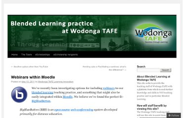 http://wodongatafe.wordpress.com/2011/05/13/webinars-within-moodle/