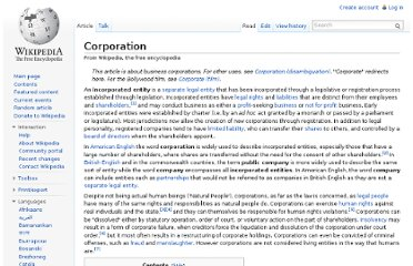 http://en.wikipedia.org/wiki/Corporation