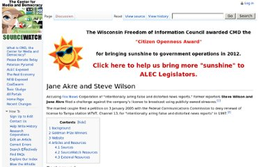 http://www.sourcewatch.org/index.php?title=Jane_Akre_and_Steve_Wilson