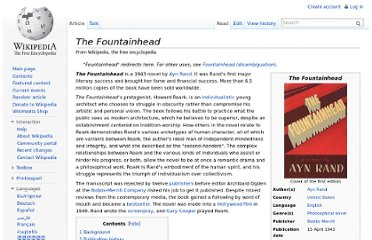 http://en.wikipedia.org/wiki/The_Fountainhead