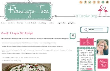 http://www.flamingotoes.com/2011/01/greek-7-layer-dip-recipe/
