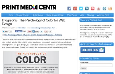 http://printmediacentr.com/2011/02/infographic-the-psychology-of-color-for-web-design/