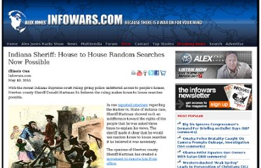http://www.infowars.com/indiana-sheriff-house-to-house-random-searches-now-possible/