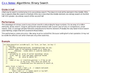 http://www.fredosaurus.com/notes-cpp/algorithms/searching/binarysearch.html