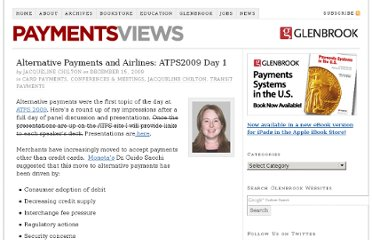 http://paymentsviews.com/2009/12/15/alternative-payments-airlines-atps2009-day-1/