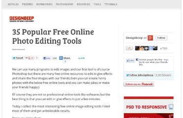 http://designbeep.com/2010/01/19/35-popular-free-online-photo-editing-tools/