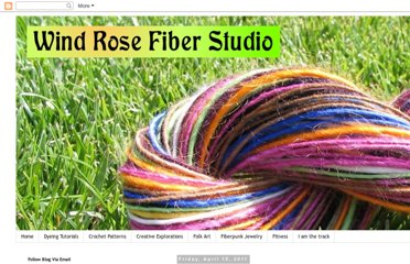http://windrosefiberstudio.blogspot.com/2011/04/summer-cotton-crocheted-bracelet-free.html