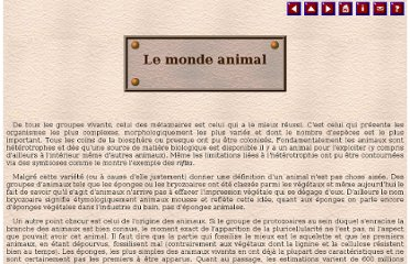 http://webiologie.free.fr/animal/index.html