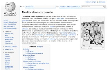 http://fr.wikipedia.org/wiki/Modification_corporelle