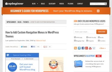 http://www.wpbeginner.com/wp-themes/how-to-add-custom-navigation-menus-in-wordpress-3-0-themes/