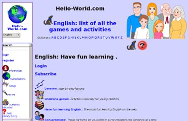 http://www.hello-world.com/English/index.php?prf=FR