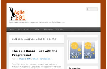 http://agile101.net/category/programme-management/agile-epic-board/