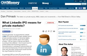 http://finance.fortune.cnn.com/2011/05/20/what-linkedin-ipo-means-for-private-markets/