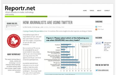 http://www.reportr.net/2011/05/19/journalists-use-twitter/