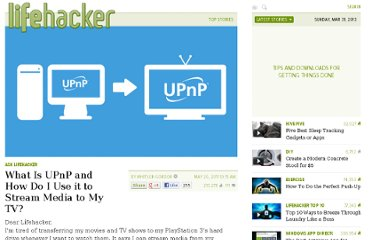 http://lifehacker.com/5803975/what-is-upnp-and-how-do-i-use-it-to-stream-media-to-my-tv