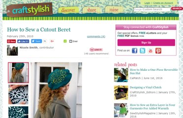 http://www.craftstylish.com/item/60568/how-to-sew-a-cutout-beret