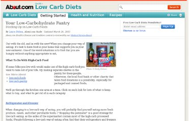 http://lowcarbdiets.about.com/od/cooking/a/pantry.htm