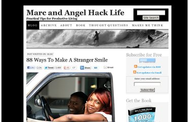 http://www.marcandangel.com/2011/05/08/88-ways-to-make-a-stranger-smile/