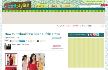 http://www.craftstylish.com/item/52246/how-to-embroider-a-basic-t-shirt-dress/page/2