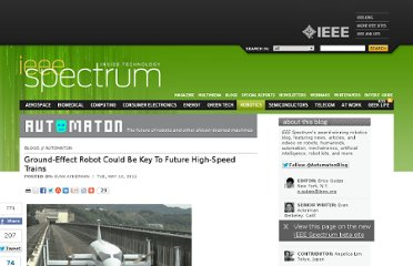 http://spectrum.ieee.org/automaton/robotics/industrial-robots/ground-effect-robot-could-be-key-to-future-high-speed-trains