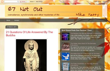 http://www.67notout.com/2011/03/21-questions-of-life-answered-by-buddha.html