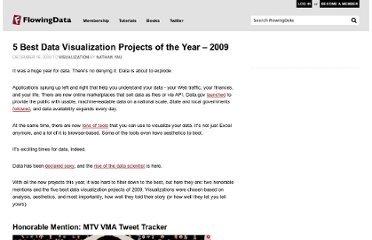 http://flowingdata.com/2009/12/16/5-best-data-visualization-projects-of-the-year-2009/