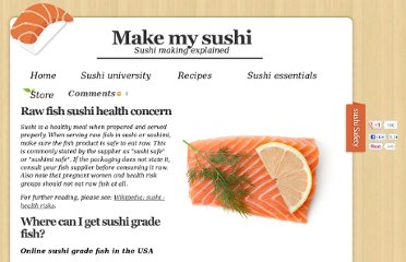 http://makemysushi.com/index.php/Sushi-Preparations/sushi-grade-fish.html