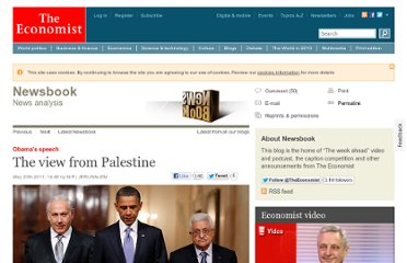 http://www.economist.com/blogs/newsbook/2011/05/obamas_speech