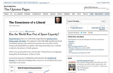 http://krugman.blogs.nytimes.com/2011/01/22/has-the-world-run-out-of-spare-capacity/