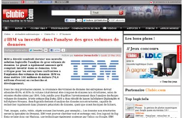 http://pro.clubic.com/it-business/actualite-423410-ibm-investir-analyse-gros-volumes-donnees.html