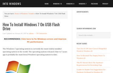 http://www.intowindows.com/install-windows-7-on-usb/