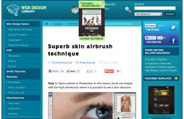 http://www.webdesign.org/photoshop/photo-editing/superb-skin-airbrush-technique.16562.html