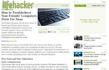 http://lifehacker.com/5529299/how-to-troubleshoot-your-friends-computers-from-far-away