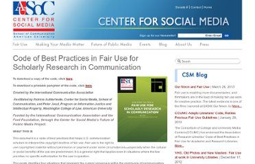 http://www.centerforsocialmedia.org/fair-use/related-materials/codes/code-best-practices-fair-use-scholarly-research-communication