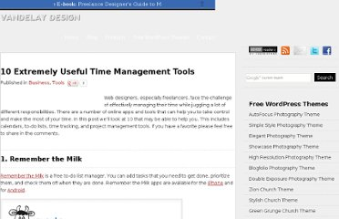 http://vandelaydesign.com/blog/tools/time-management-tools/